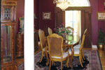 Southern House Plan Dining Room Photo 01 - 016D-0023 | House Plans and More