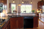Traditional House Plan Kitchen Photo 01 - 016D-0023 | House Plans and More