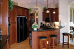 Traditional House Plan Kitchen Photo 03 - 016D-0023 | House Plans and More