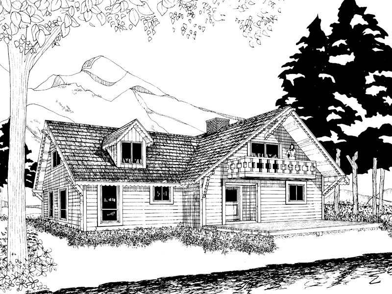 Alpine style home plans home photo style for Alpine house plans