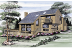 Great Home For Lake Or Mountain Lot