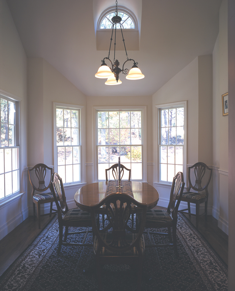Country House Plan Dining Room Photo 01 016D-0038