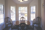 Southern House Plan Dining Room Photo 01 - 016D-0038 | House Plans and More