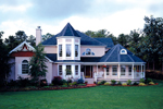 Victorian Home With Panoramic Porch