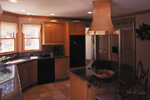 Southern House Plan Kitchen Photo 01 - 016D-0038 | House Plans and More