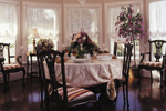 Victorian House Plan Dining Room Photo 01 - 016D-0045 | House Plans and More