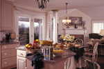 Victorian House Plan Kitchen Photo 01 - 016D-0045 | House Plans and More