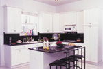 Contemporary House Plan Kitchen Photo 01 - 016D-0046 | House Plans and More