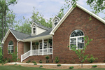 Southern House Plan Front Photo 01 - 016D-0047 | House Plans and More
