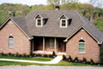 Traditional House Plan Front Photo 02 - 016D-0047 | House Plans and More