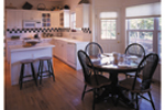 Traditional House Plan Kitchen Photo 01 - 016D-0050 | House Plans and More