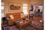 Southern House Plan Living Room Photo 01 - 016D-0050 | House Plans and More