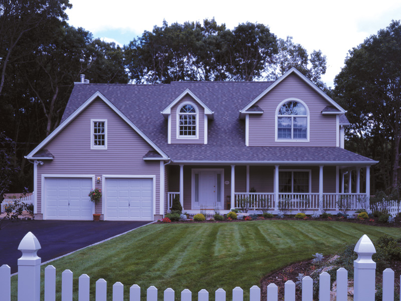 Farmhouse Plan Front of Home 016D-0056