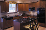 Traditional House Plan Kitchen Photo 02 - 016D-0056 | House Plans and More
