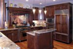 Traditional House Plan Kitchen Photo 01 - 016D-0058 | House Plans and More
