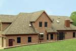 Country House Plan Rear Photo 01 - 016D-0058 | House Plans and More