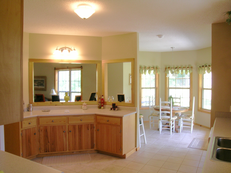 Country House Plan Kitchen Photo 01 016D-0059