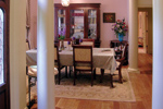 Arts and Crafts House Plan Dining Room Photo 01 - 016D-0065 | House Plans and More