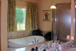 Ranch House Plan Master Bathroom Photo 01 - 016D-0065 | House Plans and More