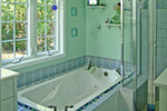 Vacation House Plan Master Bathroom Photo 01 - 016D-0078 | House Plans and More