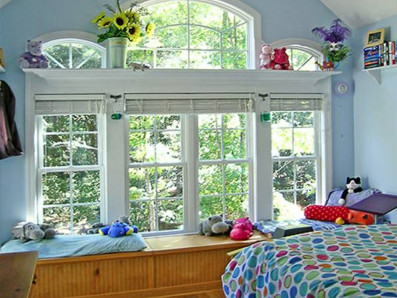 Vacation House Plan Master Bedroom Photo 01 - 016D-0078 | House Plans and More