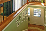 Traditional House Plan Stairs Photo - 016D-0078 | House Plans and More
