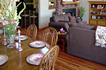 Rustic Home Plan Dining Room Photo 01 - 016D-0087 | House Plans and More