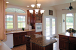 Traditional House Plan Kitchen Photo 01 - 016D-0095 | House Plans and More