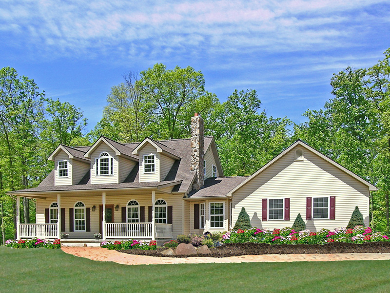 Elegant Country Southern Plantation Design