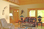 Mountain Home Plan Entry Photo 01 - 016D-0102 | House Plans and More