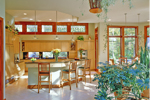 Craftsman House Plan Kitchen Photo 02 - 016S-0001 | House Plans and More