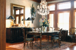Craftsman House Plan Dining Room Photo 01 - 019S-0001 | House Plans and More