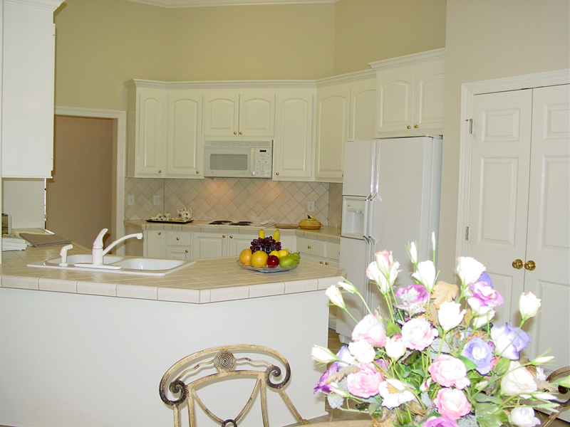 Traditional House Plan Kitchen Photo 01 020D-0007