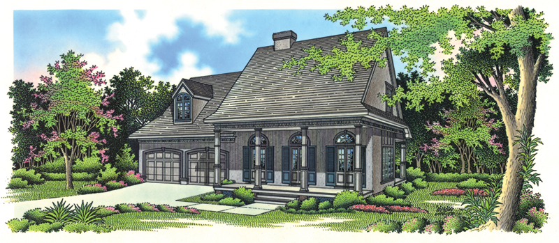 Hobson mill bungalow home plan 020d 0018 house plans and for High pitched roof house plans
