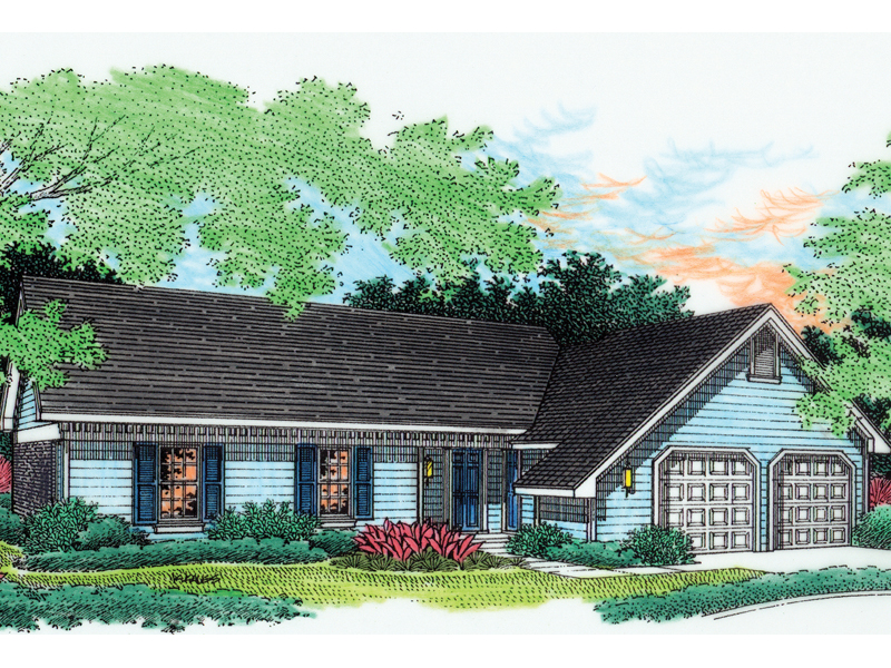 Compact Cottage Design