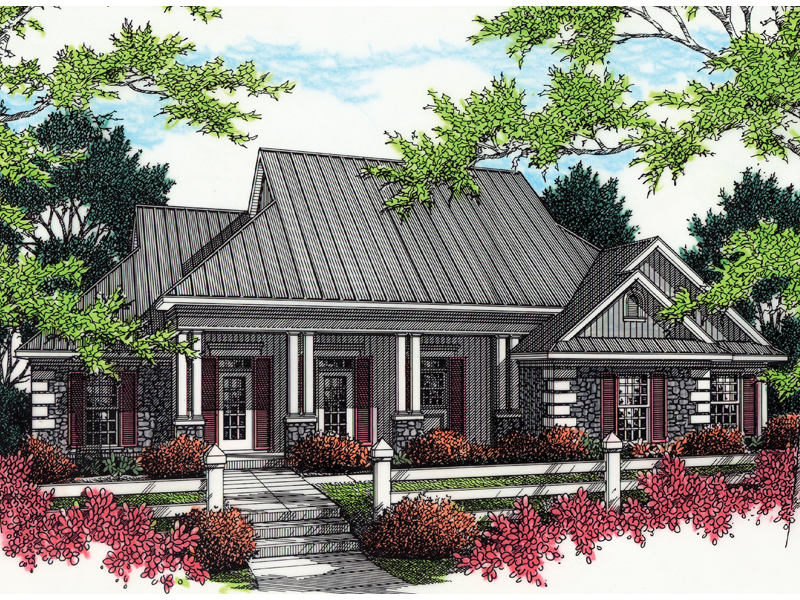 Malden acadian lowcountry home plan 020d 0038 house for Acadian house plans with front porch