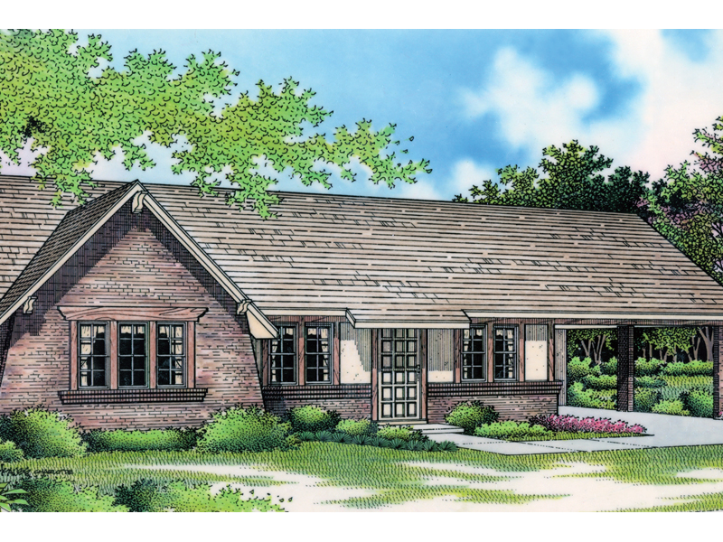 Island Mountain Rustic Home Plan 020D-0252 | House Plans and More