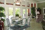 Sunbelt Home Plan Dining Room Photo 01 - 020D-0266 | House Plans and More
