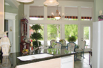 Sunbelt Home Plan Kitchen Photo 01 - 020D-0266 | House Plans and More