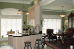 European House Plan Kitchen Photo 03 - 020D-0266 | House Plans and More