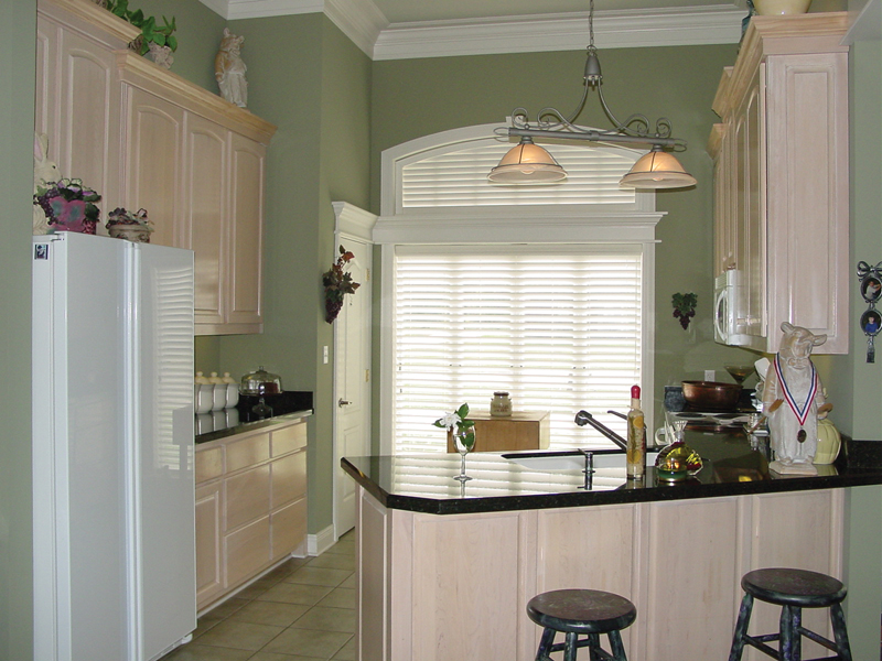 Ranch House Plan Kitchen Photo 04 020D-0266
