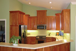European House Plan Kitchen Photo 01 - 020D-0284 | House Plans and More