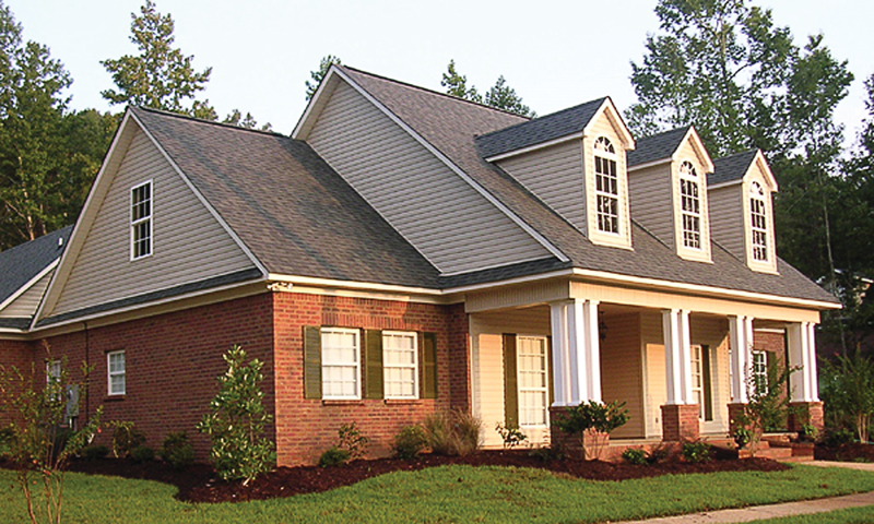 Traditional House Plan Front of Home - 020D-0294 | House Plans and More