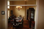Country French Home Plan Dining Room Photo 02 - 020D-0295 | House Plans and More