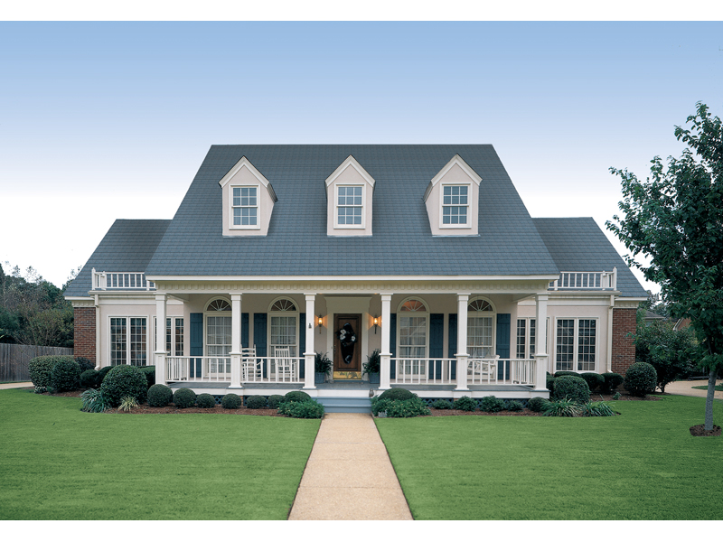 Meadowbriar Southern Home Plan 020D-0317 | House Plans and More
