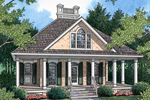 Formal Home With Charming Southern Plantation Style