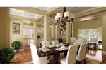 Country House Plan Dining Room Photo 01 - 020D-0344 | House Plans and More