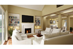 Country House Plan Living Room Photo 01 - 020D-0344 | House Plans and More
