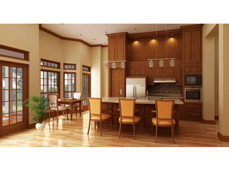 Arts & Crafts House Plan Kitchen Photo 01 - 020D-0363 | House Plans and More