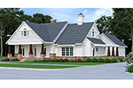 Country House Plan Front of Home - 020D-0365 | House Plans and More